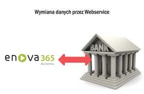 Wymiana danych z bankiem w enova365